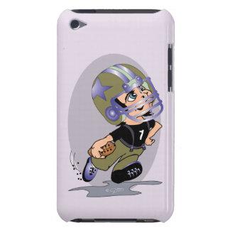 MASCOTTE FOOTBALL CARTOON iPod Touch  BT Case-Mate iPod Touch Case