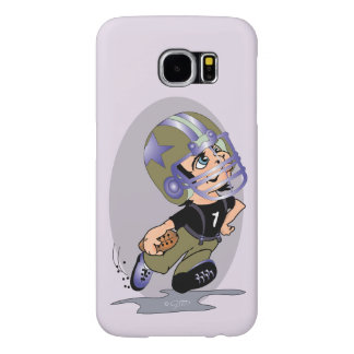 MASCOTTE FOOTBALL CARTOON Samsung Galaxy S6  BT Samsung Galaxy S6 Cases