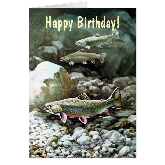Masculine Birthday Card - Customisable