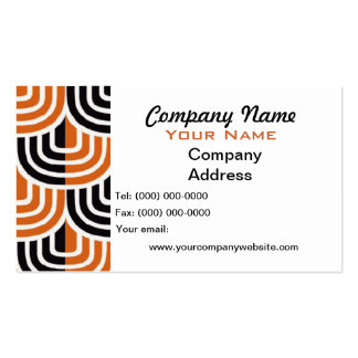 Masculine Double-Sided Standard Business Cards (Pack Of 100)