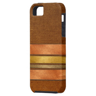 Masculine Cigar Band Stripes iPhone 5 Cover