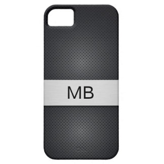 Masculine Monogram iPhone 5 Case