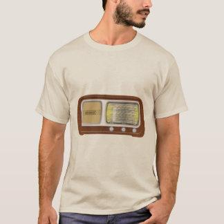 Masculine t-shirt Radio Backward