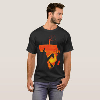 """Masculine t-shirt """"To put of the sun """""""