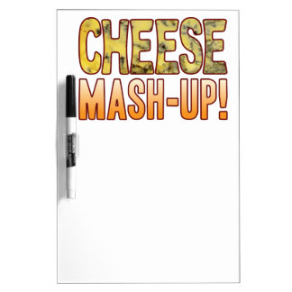 Mash-Up Blue Cheese Dry-Erase Whiteboard