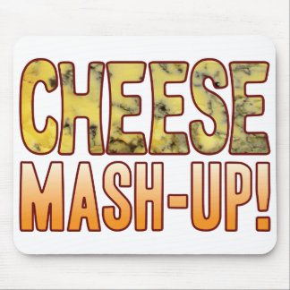 Mash-Up Blue Cheese Mouse Mat