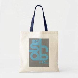 Mashable Canvas Bags