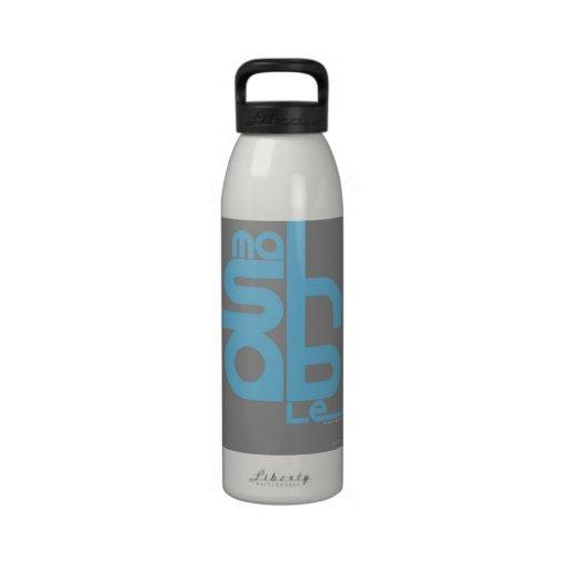 Mashable Reusable Water Bottle