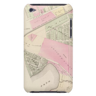Mashapaug Pond and Cranston Atlas Map Barely There iPod Case