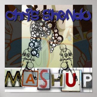 MashUp Cover Print