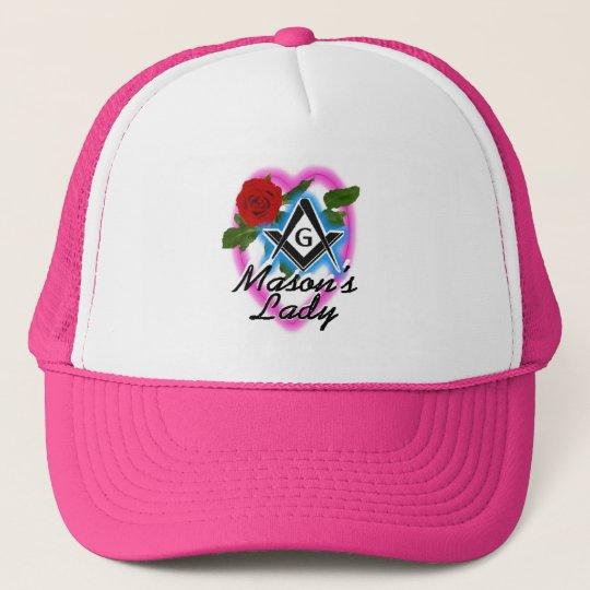Masinc hat 'Mason's Lady'