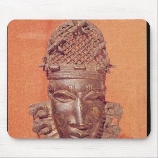 Mask, Benin Mouse Mat