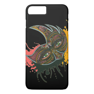 Mask - Bull iPhone 7 Plus Case