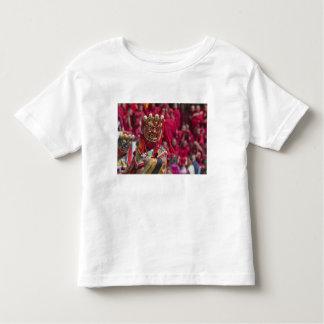 Mask dance performance at Tshechu Festival 3 Toddler T-Shirt