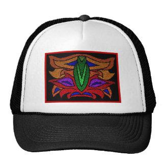 MASK LOGO TRUCKER HAT