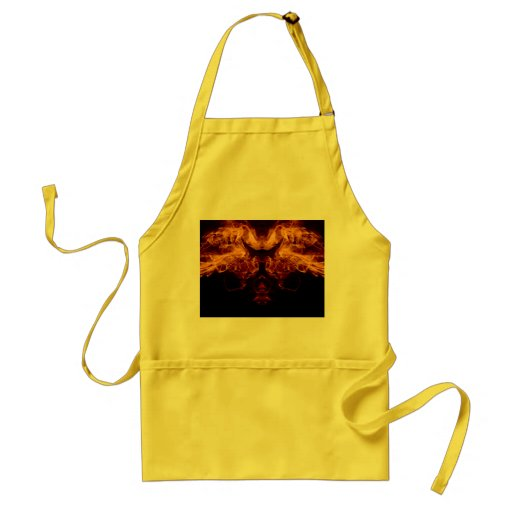 Mask of Fire Apron