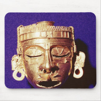 Mask of the god Xipe Totec Mouse Mat