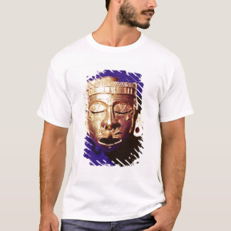 Mask of the god Xipe Totec T-Shirt