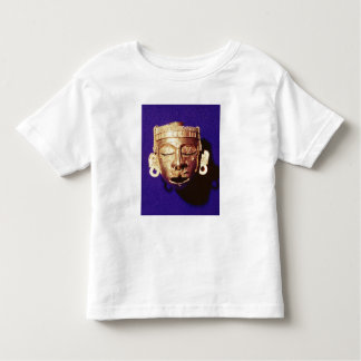 Mask of the god Xipe Totec Toddler T-Shirt