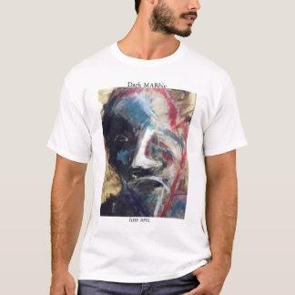 Mask of Whiskey and Awe (shirt-high quality image) T-Shirt