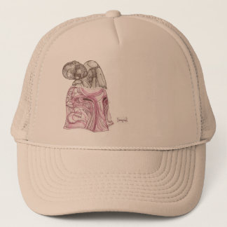 Mask Trucker Hat