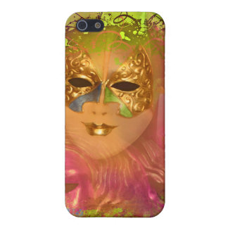 Mask venetian masquerade costume party iPhone 5/5S cover