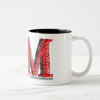 Masked Moaners Mug