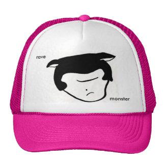 masked monster cap