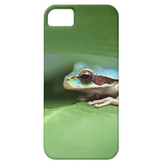 Masked puddle frog case for the iPhone 5