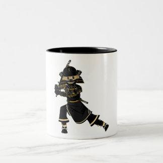 Masked Samurai Warrior Mug