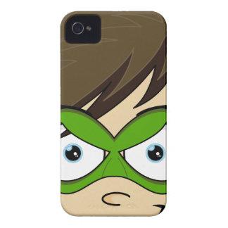 Masked Superboy Hero iphone Case iPhone 4 Case