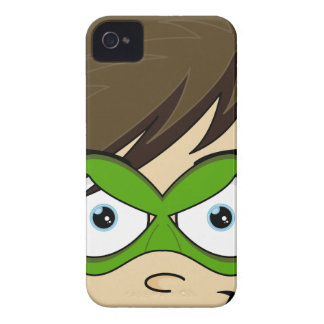 Masked Superboy Hero iphone Case iPhone 4 Case-Mate Cases