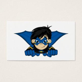 Masked Superhero Girl Bookmark