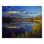 Maskinonge Lake in Waterton Lakes National Park 3 Poster