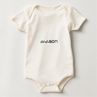 MASON BABY BODYSUIT