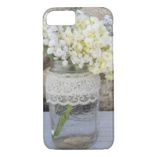 Mason Jar Bouquet iPhone 7 Case