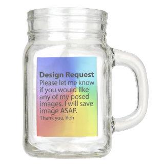 Mason Jar Design Request