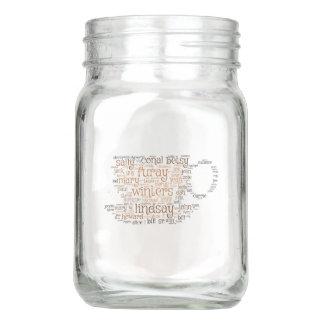 Mason Jar for Coffee