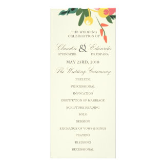 Mason Jar Wedding Invitation – Pastel Blond Cream