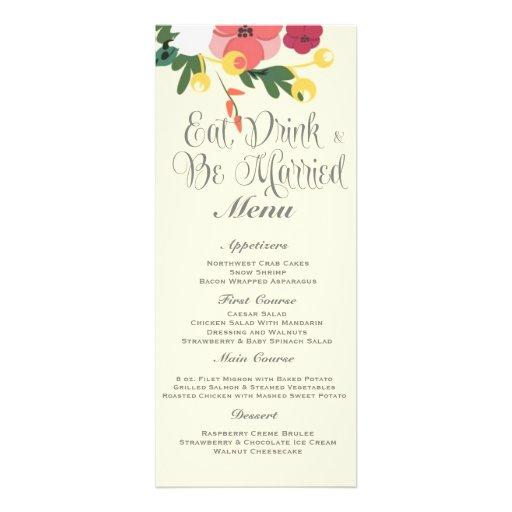 Mason Jar Wedding Invitation – Pastel Blond/Cream