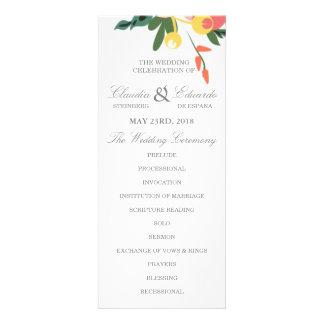 Mason Jar Wedding Invitation – Pastel Floral White