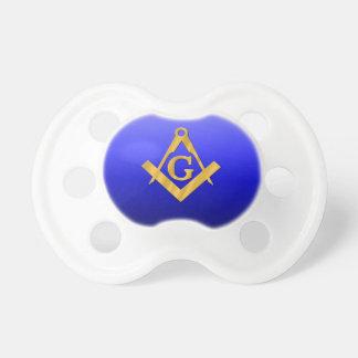 Mason Masonic with Gradient Blue Dummy