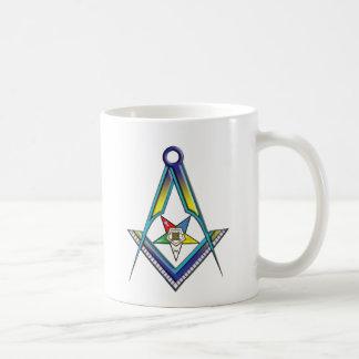 Mason OES Basic White Mug
