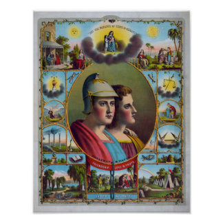 Masonic Art II Poster