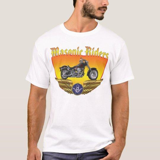 Masonic bikers wings T-Shirt