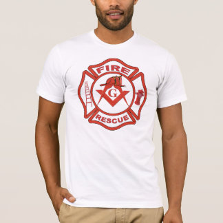 MASONIC FIRE RESCUE T-Shirt