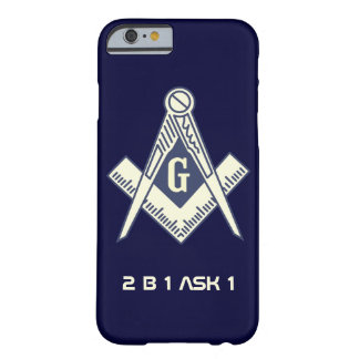 Masonic iPhone 6 case Barely There iPhone 6 Case