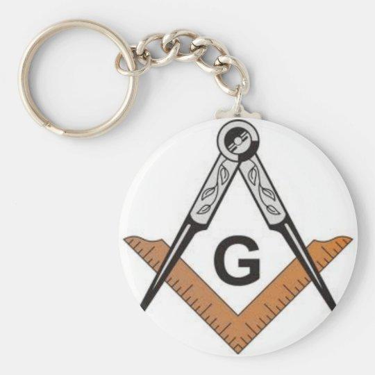 Masonic Key Chain