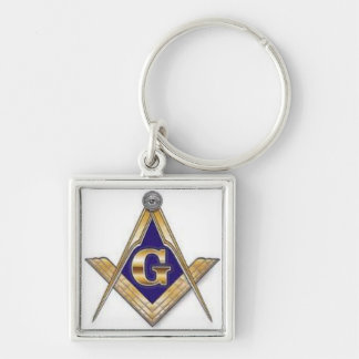 Masonic Key Chain