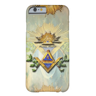 Masonic Life (Cosmos) Barely There iPhone 6 Case